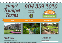 Angel Trumpet Farms