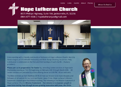 Hope Lutheran Church Hope Luth…