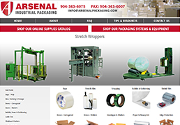 Arsenal Industrial Packaging