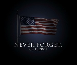Never Forget 9-11-2001